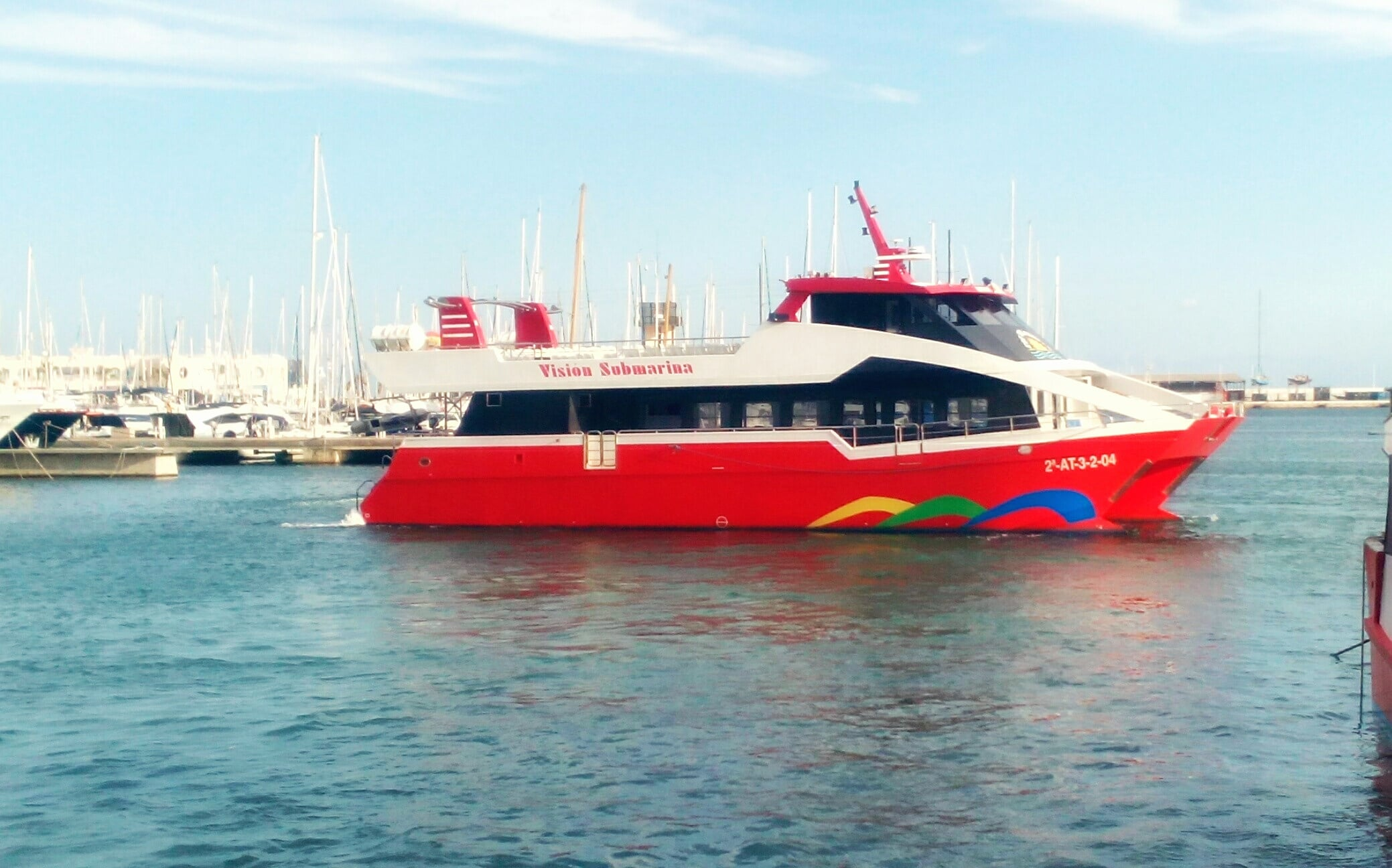 Imbarcazione- Isla-de-Tabarca