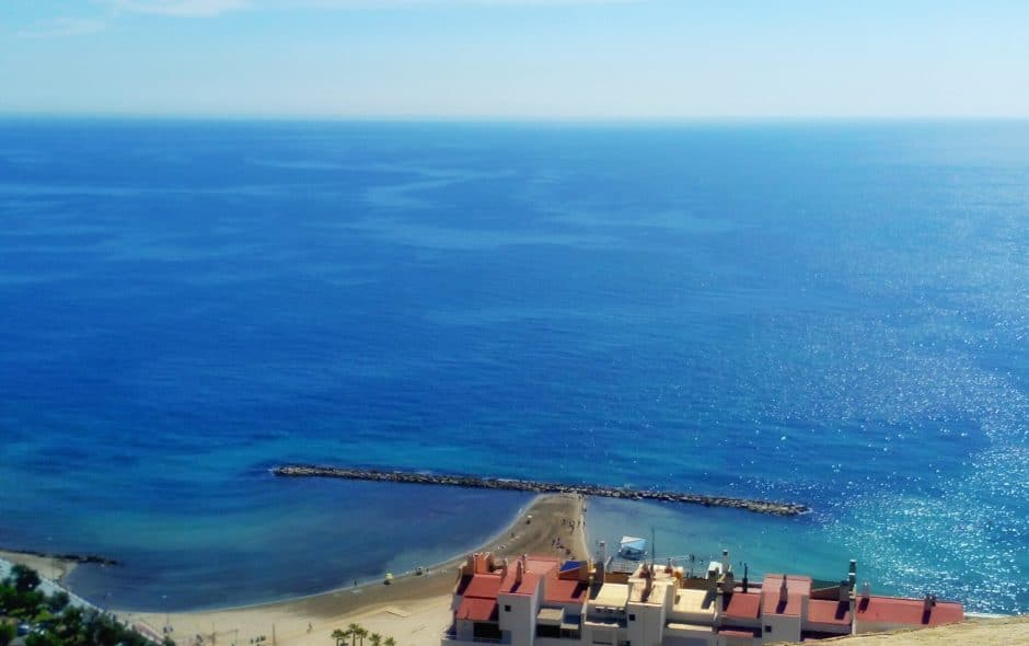 Mediterraneo-Vista-da Castello-Santa-Barbara