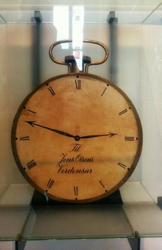 orologio-Copenaghen