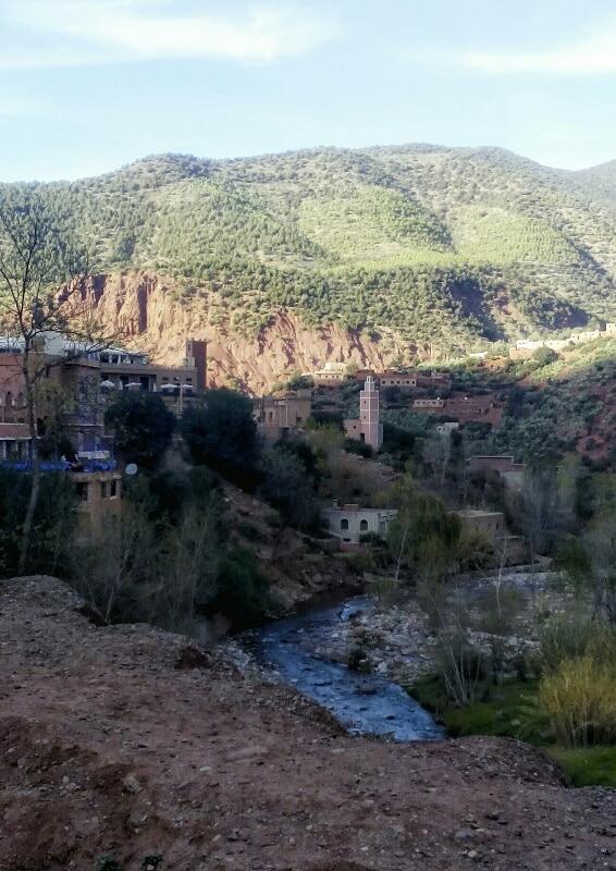 Paesaggio-berbero