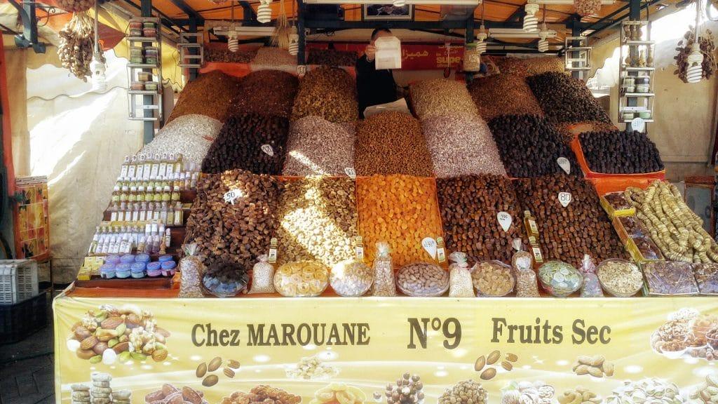 Spezie-Marrakech
