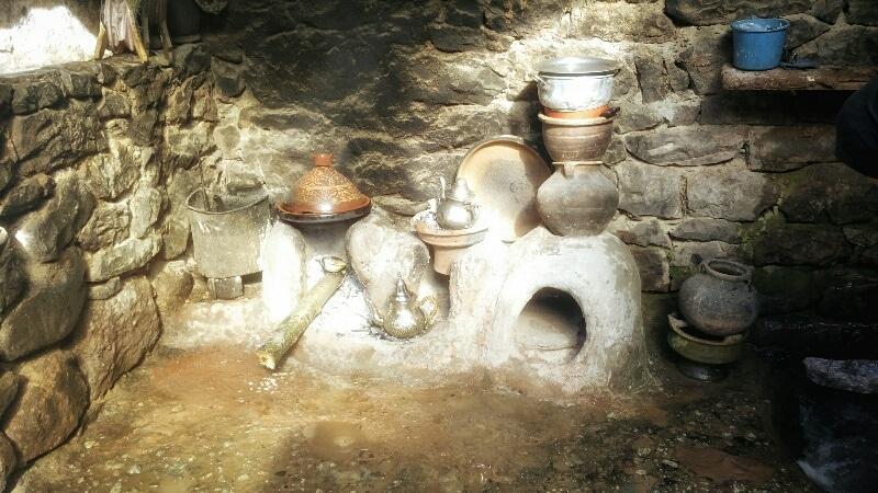 cucina-berbera-Marrakech