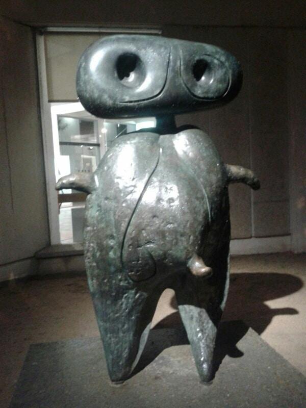 statua-Mirò