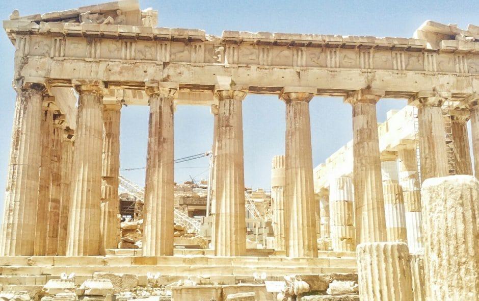 Acropoli di Atene e la sua città tutta da scoprire