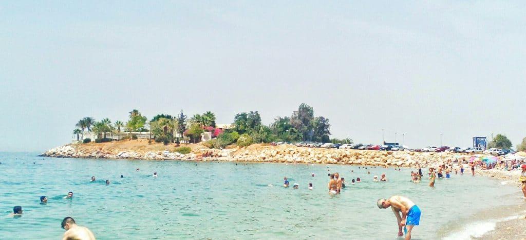 Gyfada-beach