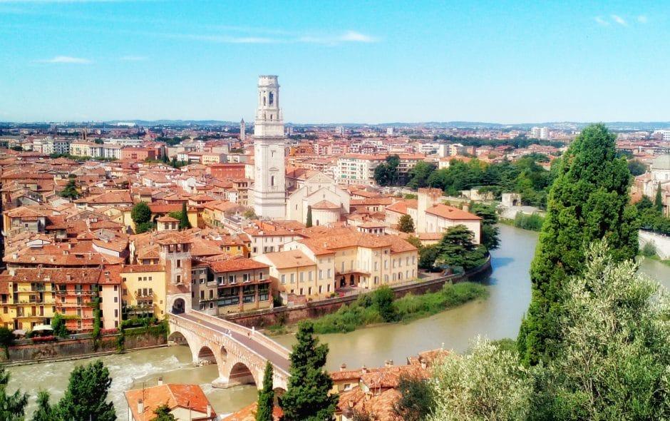 Verona: arte e amore