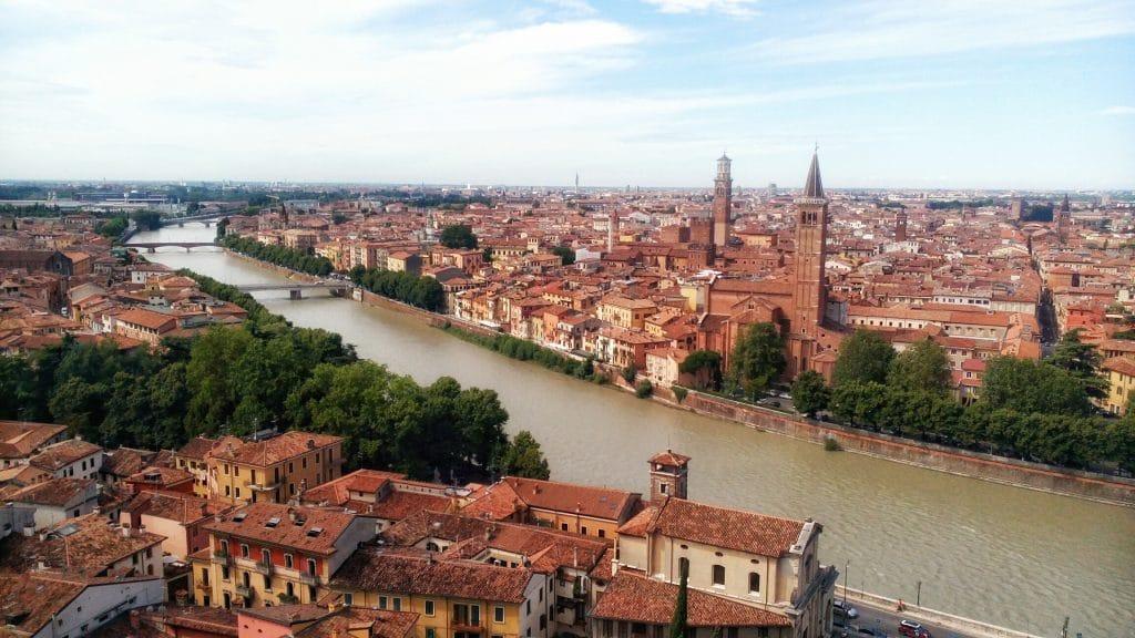 Paesaggio-Verona