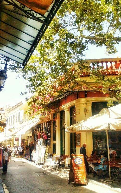 Plaka-Atene