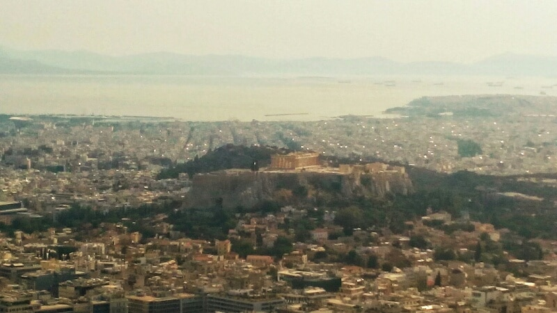 panorama-atene