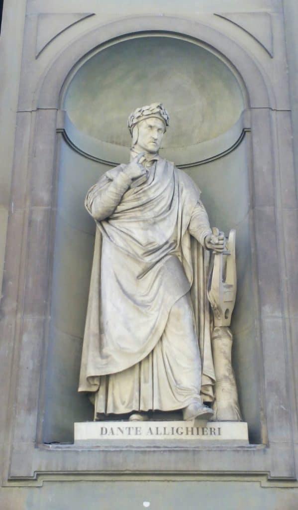 statua-dante-firenze
