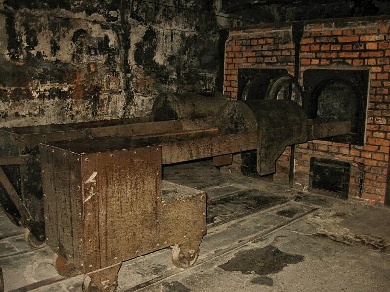 Auschwitz-forni