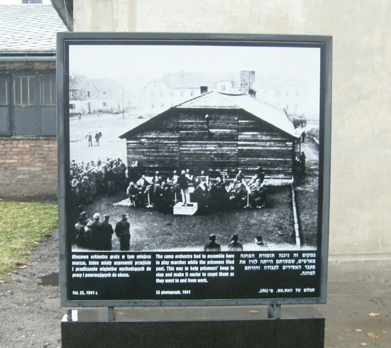 Auschwitz-orchestra