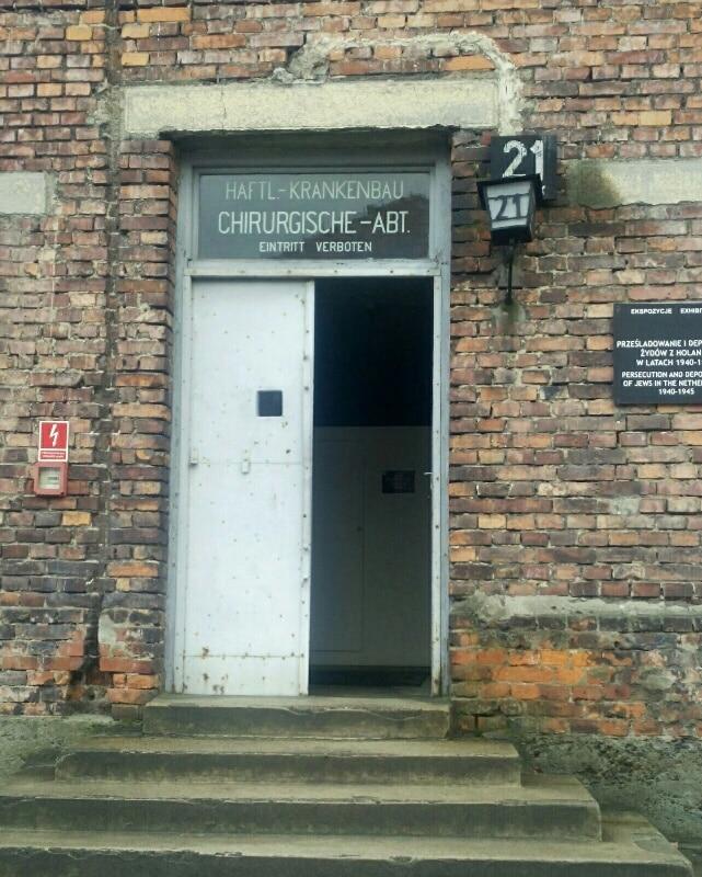 Auschwitz-ospedale