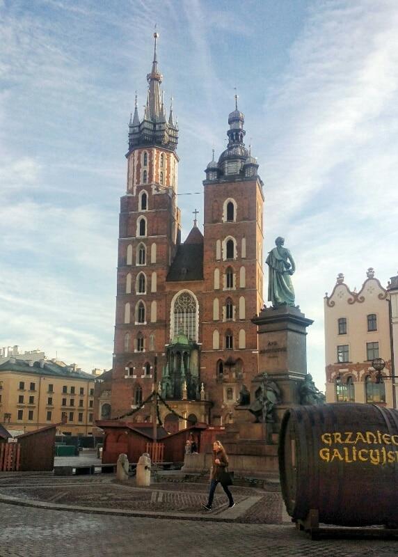 Kosciol-Mariacki-Cracovia