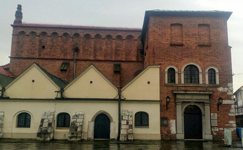 Stara Synagoga-Cracovia