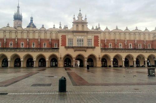 Sukiennice-Cracovia