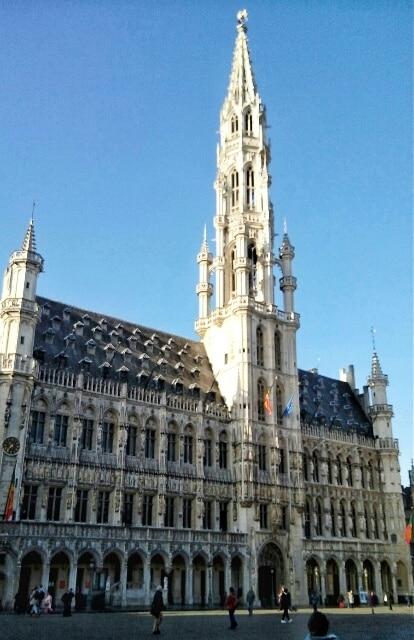 Hotel-de-Ville-Bruxelles