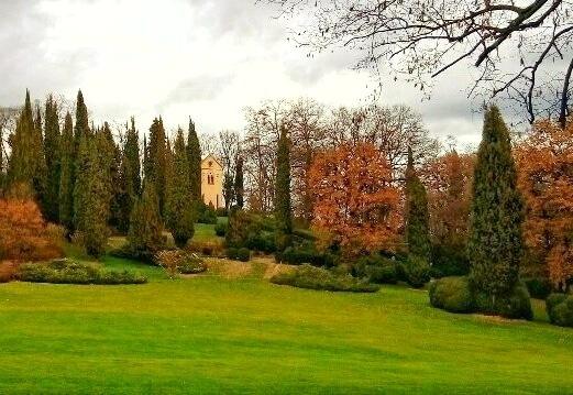 Parco Giardino Sigurtà a Valeggio sul Mincio: uno dei più belli d'Europa