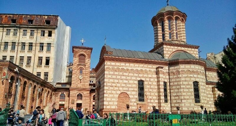 Chiesa-Biserica-Curtea-Veche-Bucarest