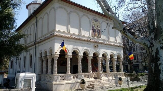 Chiesa-San-Giorgio-Bucarest