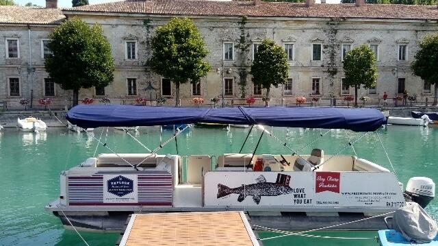 Boat-Pentagono-Peschiera-Garda