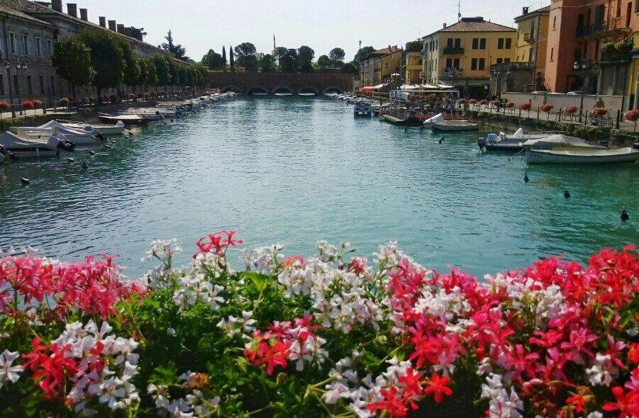 Cosa vedere a Peschiera del Garda: la localitá più fiorita