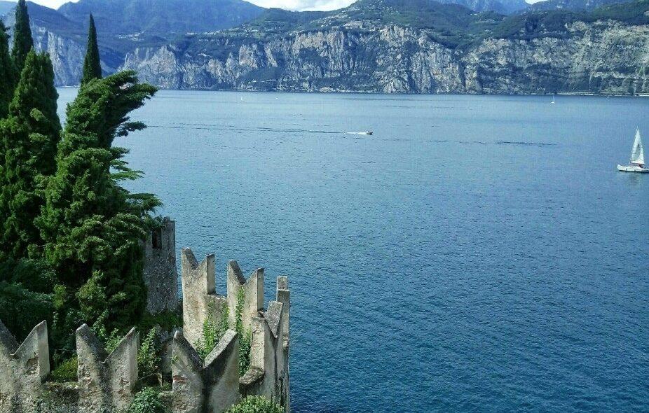 Malcesine sul Lago di Garda: borgo pittoresco e romantico
