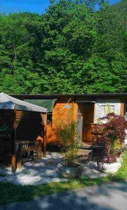 Camping-Lago-di-Tenno