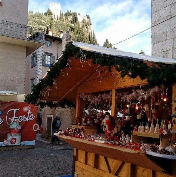 Mercatini di Natale ad Arco in Trentino
