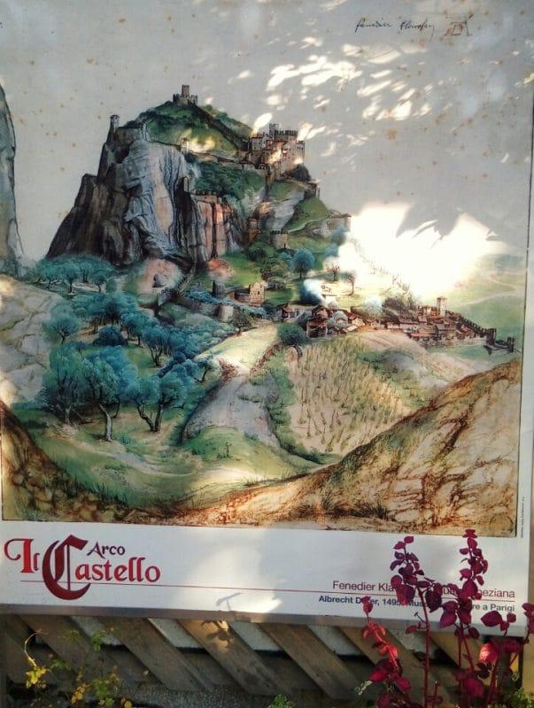 Castello-di-Arco-Albrecht-Durer