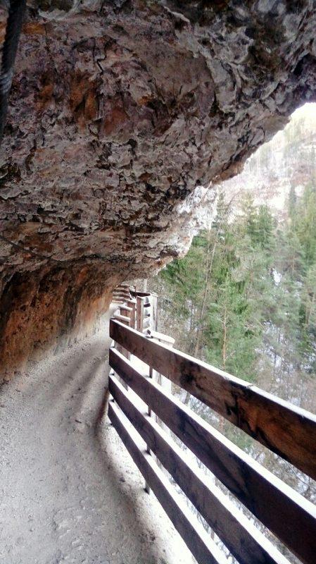 Il-Sentiero-nella-roccia-di-San-Romedio-tragitto
