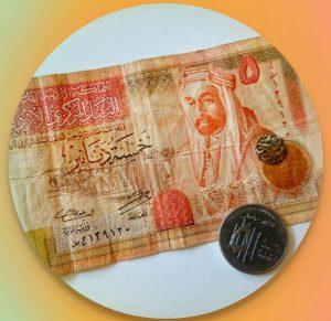 Moneta-Giordania