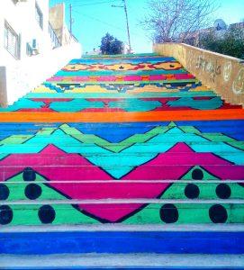 Scale-colorate-Giordania