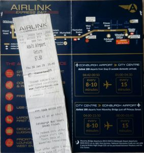 Ticket-Airlink