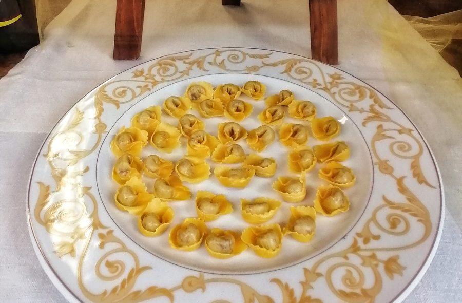 Tortellini di Valeggio: ricetta e leggenda