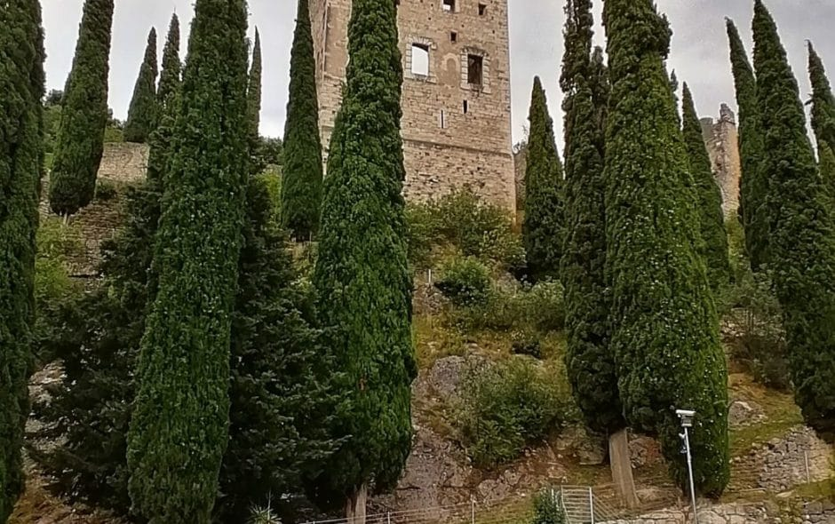 Cosa vedere ad Arco di Trento fra montagna e lago
