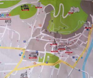 Mappa-Arco-Trento